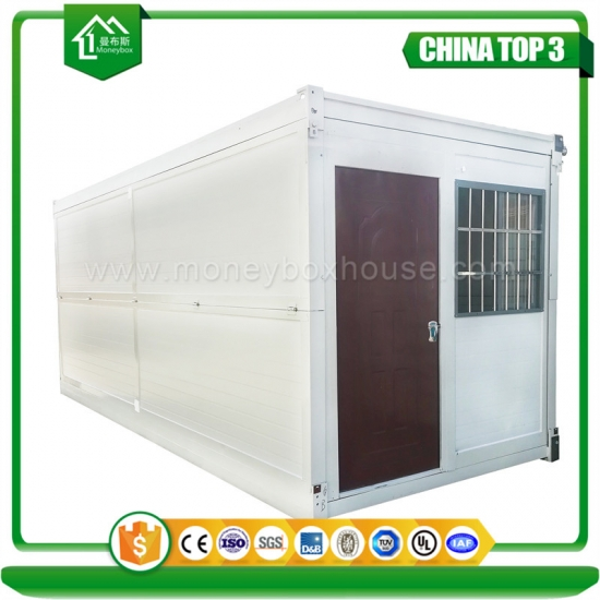 Foldable Container House Frame