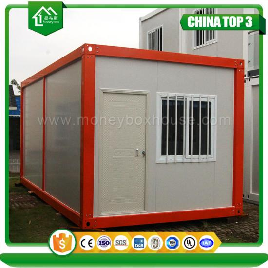 Dismnatled container house