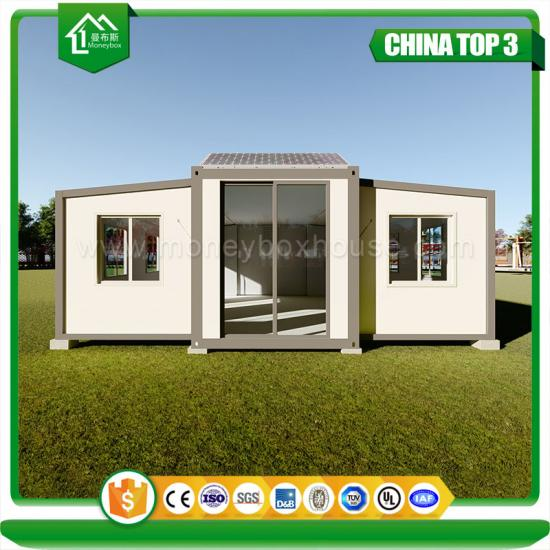 solar panel container house
